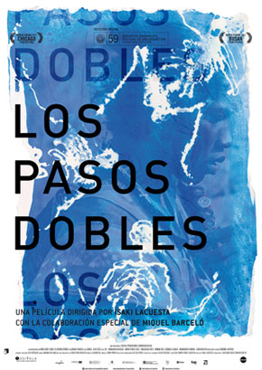 Cartel del film Los Pasos Dobles